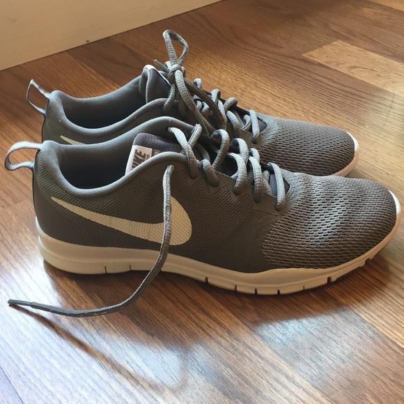 Nike Shoes | Womens Grey Flex Essential